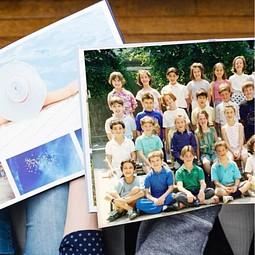 Album photo de classe
