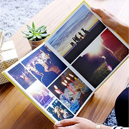 Album Photo Creer Mon Livre Photo Personnalise Cheerz